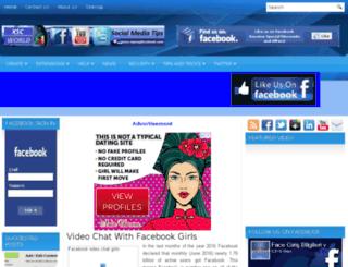 signupfacebook.com screenshot