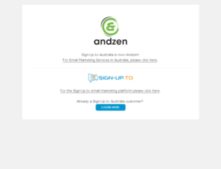 signupto.com.au screenshot