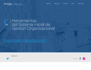 sigo.ejido-asesores.com screenshot