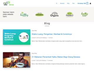 siherbal.com screenshot