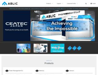 sii-ic.com screenshot