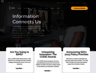 siia.net screenshot