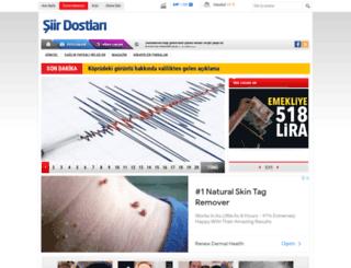 siirdostlari.com screenshot