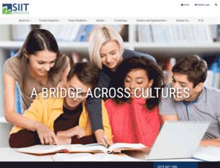 siit.nsw.edu.au screenshot