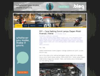 sijidewe.com screenshot