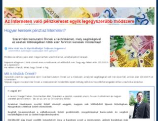sikeresen.net screenshot