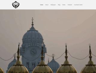 sikhismworld.com screenshot