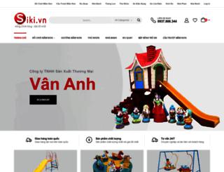 siki.vn screenshot