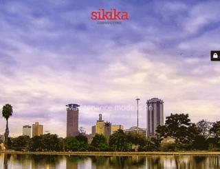 sikika.co.ke screenshot