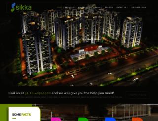 sikka.in screenshot