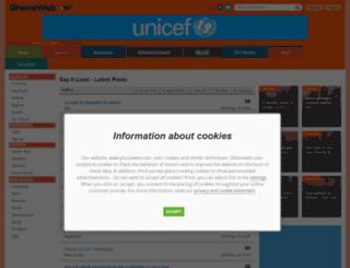 sil.ghanaweb.com screenshot