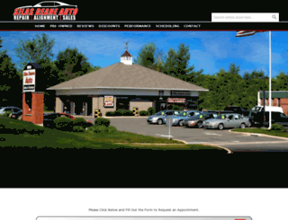 silasdeaneauto.com screenshot