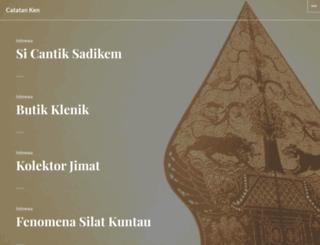 silaturahmi.wordpress.com screenshot