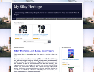 silayheritage.com screenshot