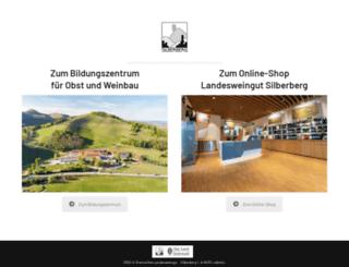 silberberg.at screenshot