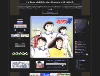 silen.netsons.org screenshot