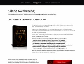 silent-awakening.com screenshot