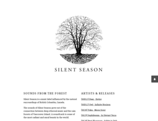 silentseason.com screenshot