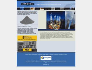 silicafume.com screenshot