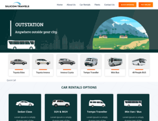 siliconcabs.in screenshot