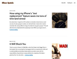 siliconspatula.com screenshot