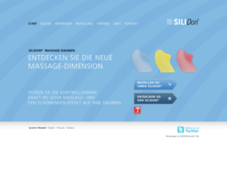 silidon.com screenshot