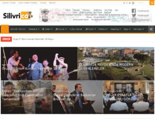 silivri.co screenshot