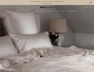 silk-manufacture.com screenshot