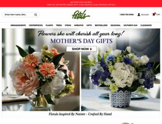 silkflowers.com screenshot