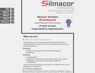 silmacor.com screenshot