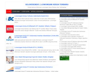 silokerindo.blogspot.com screenshot