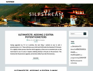 silpstream.com screenshot