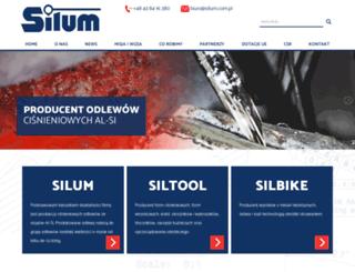 silum.com.pl screenshot