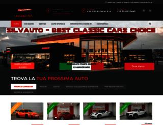 silvauto.it screenshot