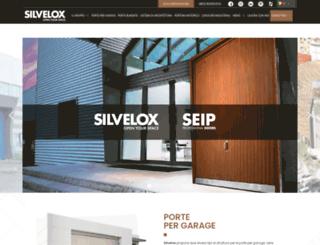 silvelox.com screenshot