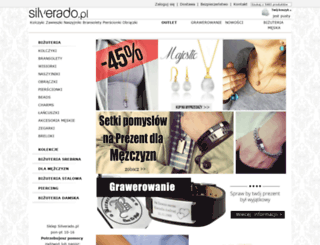 silverado.pl screenshot