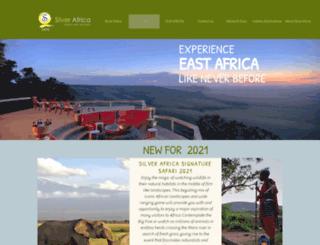 silverafrica.net screenshot