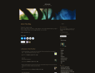silverain.wordpress.com screenshot