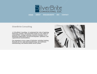 silverbriteconsulting.com screenshot