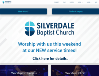 silverdalebc.com screenshot