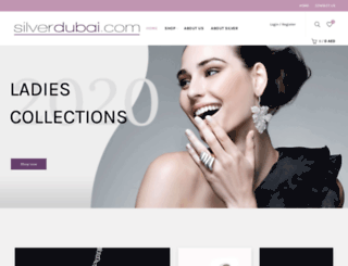 silverdubai.com screenshot