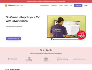 silveretechs.com screenshot