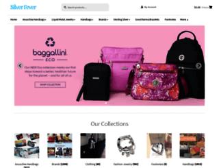 silverfever.com screenshot