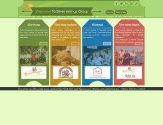 silverinnings.com screenshot