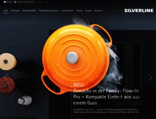 silverline24.de screenshot