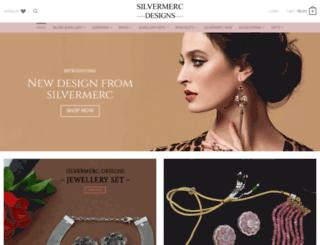 silvermerc.com screenshot
