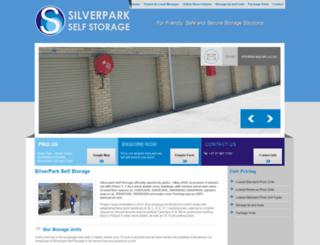silverpark.co.za screenshot