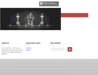 silverraga.in screenshot