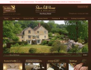 silverrillhouse.co.uk screenshot