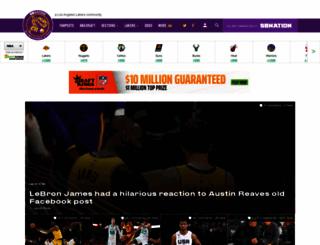 silverscreenandroll.com screenshot